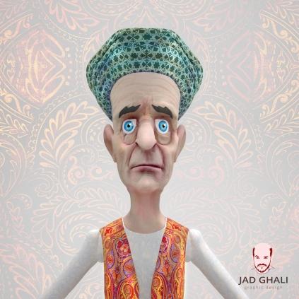 Shaikh 3D CHARACTER